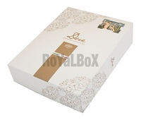 Box for appetizer set