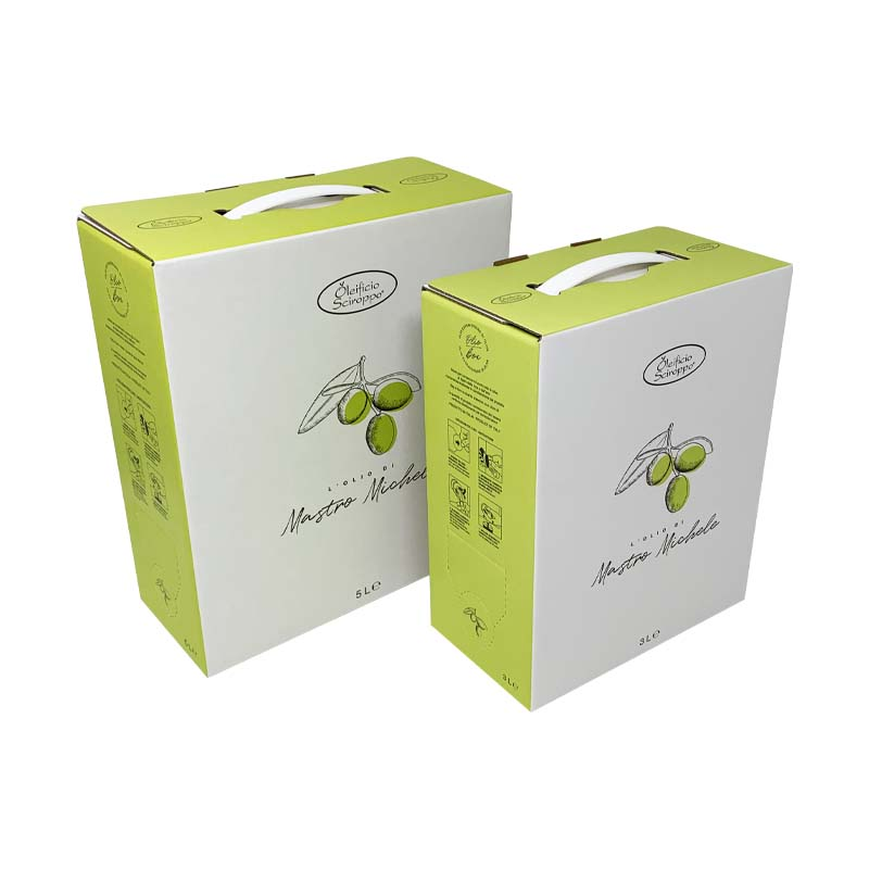 Bag in Box 3L + 5L per olio